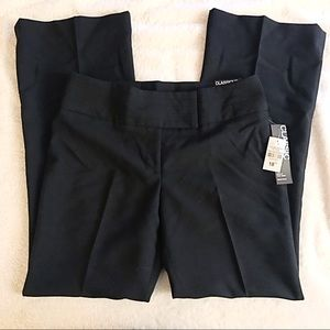 NWT💥 Suzy Shier Classic Bootcut Dress Pant Sz11